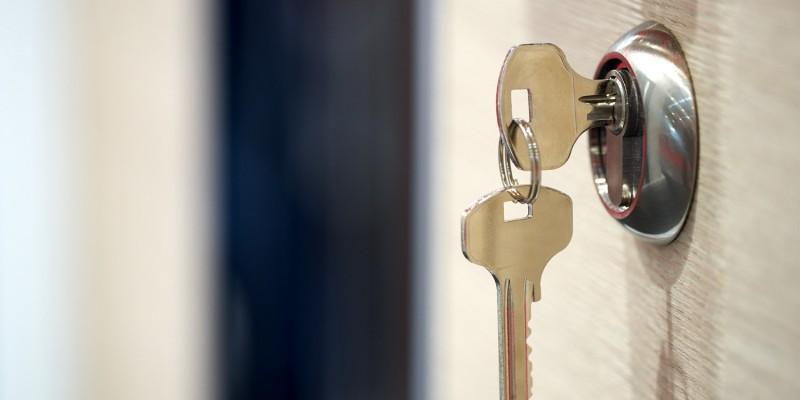 Schlüsselabgabe