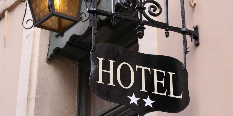 Urlaub im Hotel